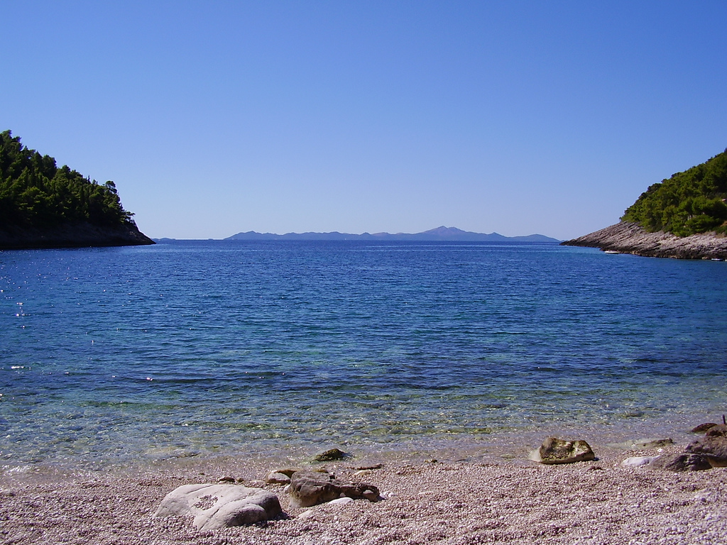 sailing in croatia best beaches
