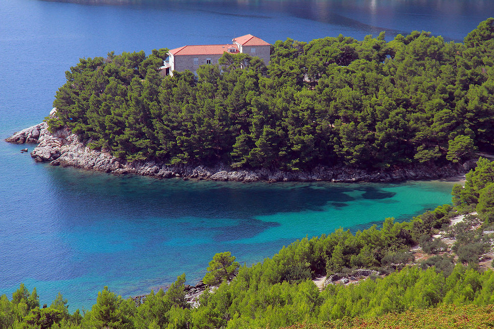 wine holiday sailing islands croatia hvar